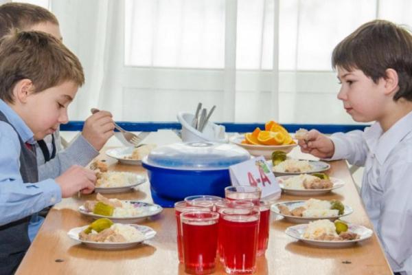 Діти яких категорій можуть безкоштовно харчуватися в навчальних закладах Тернополя