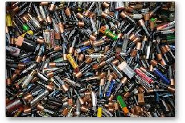 Використані батарейки з Тернопільщини відправлять на утилізацію в Європу