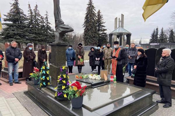 У Тернополі вшанували пам'ять загиблих військових