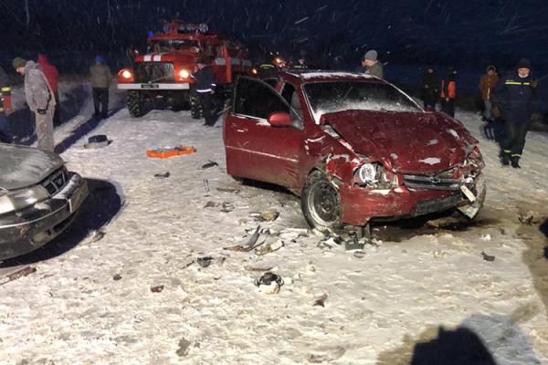 На Тернопільщині ДПТ: загинула пасажирка