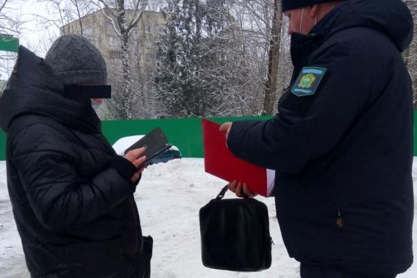 Не очистили територію від снігу: у Тернополі почали складати адмінпротоколи на управителів будинків