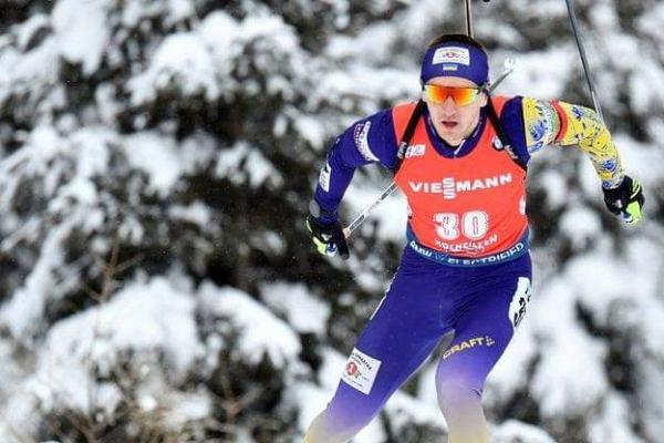 Чемпіонат світу з біатлону: тернопільські спортсмени посіли четверте місце