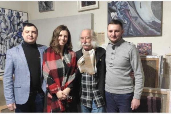 На Тернопільщині планують створити музей відомого художника Івана Марчука