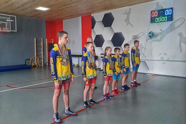 На Тернопільщині відремонтували шкільний спортзал за 1 млн грн