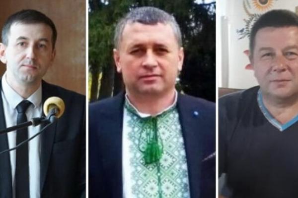 Зеленський звільнив старих голів РДА Тернопільщини та призначив нових