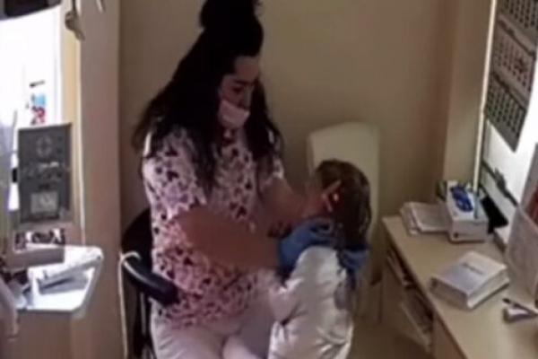 Випускниця тернопільського вишу сумно прославилася насиллям щодо маленьких дітей (Відео)