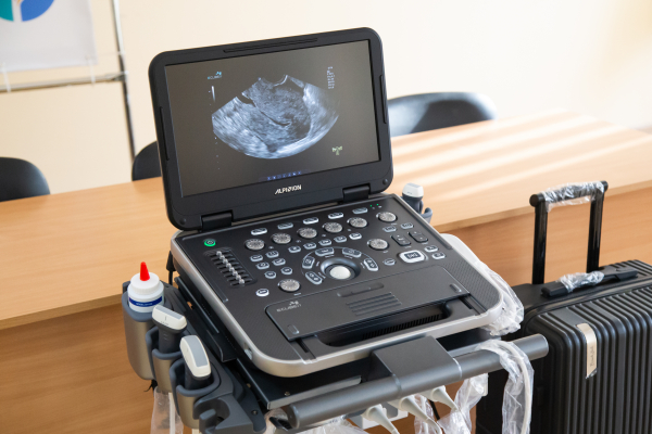 Тернопільській університетській лікарні передали сучасні УЗД-апарати