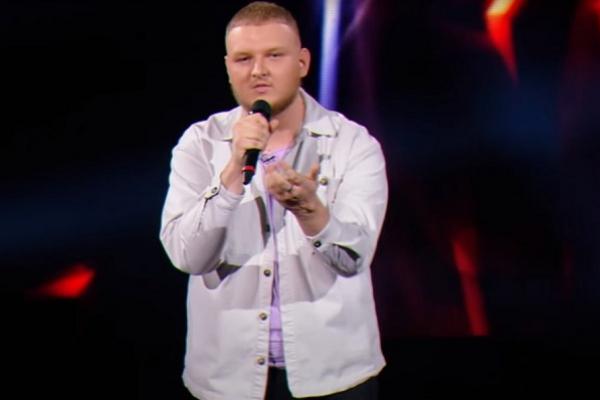 Співак з Тернополя повернув всі крісла на «Голосі країни» (Відео)