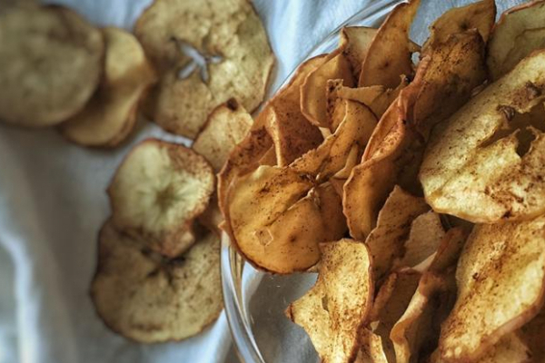 ФГ Гадз із Тернопільщини розпочав випуск яблучних чипсів