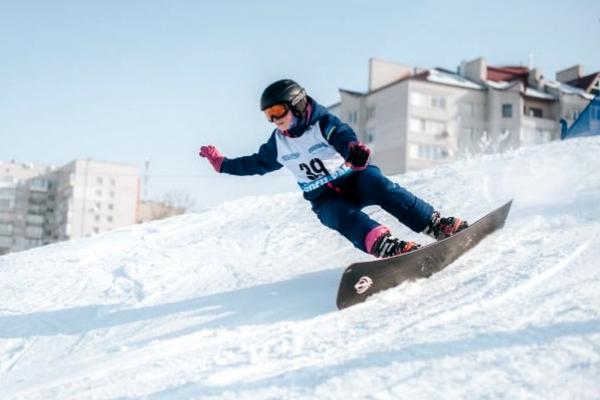 У Тернополі відбудеться Чемпіонат міста зі сноубордингу