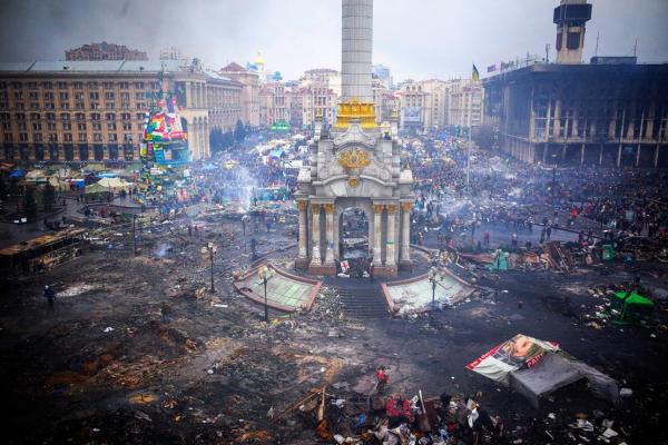 Революцію Гідності визнали одним з ключових моментів українського державотворення