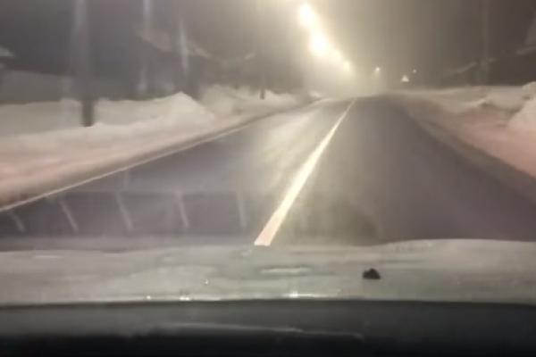 На Тернопільщині до ранку очищали дороги від снігу
