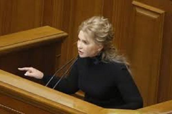 Нам потрібен уряд реконструкції країни на чолі з Юлією Тимошенко, – експерт