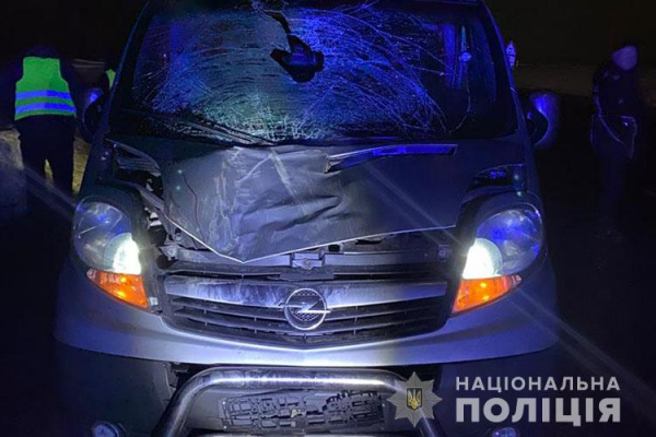 ДТП на Тернопільщині: чоловік потрапив під колеса трьох авто
