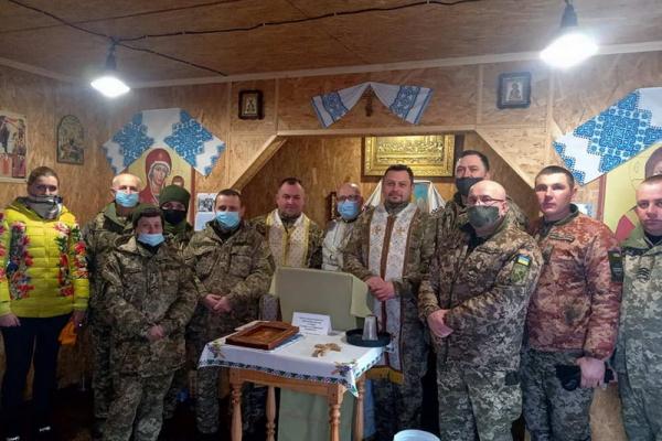 Священнослужителі Тернопільщини поїхали на Схід України