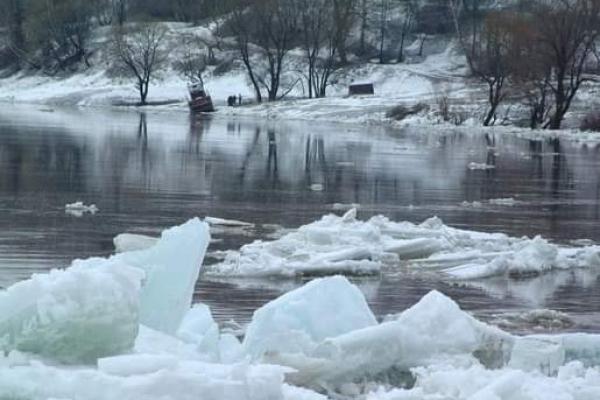 Через раптове потепління на Тернопільщині можливі паводки