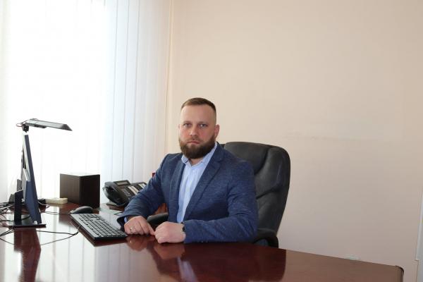 Головне управління ДФС у Тернопільській області має нового керівника