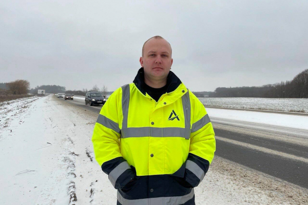 Микола Довгошия: «У пріоритеті на 2021-ий рік - ремонт трьох автомагістралей і двох важливих мостів»
