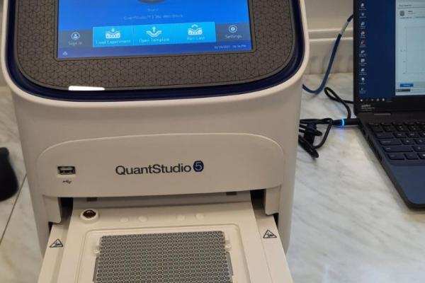 Тернопільському лабораторному центру передали сучасне обладнання