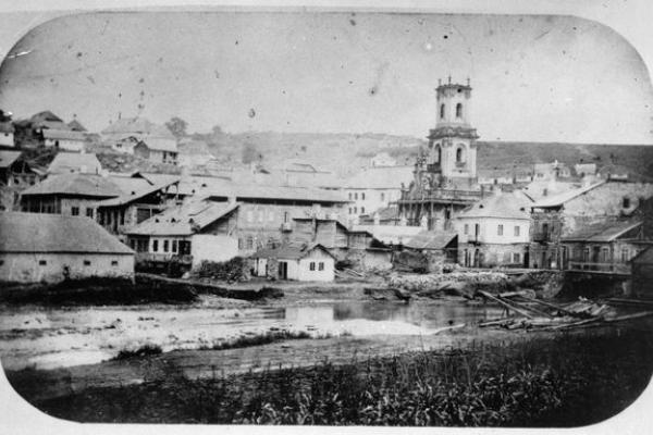 Місто Бучач на маловідомих ретро фото