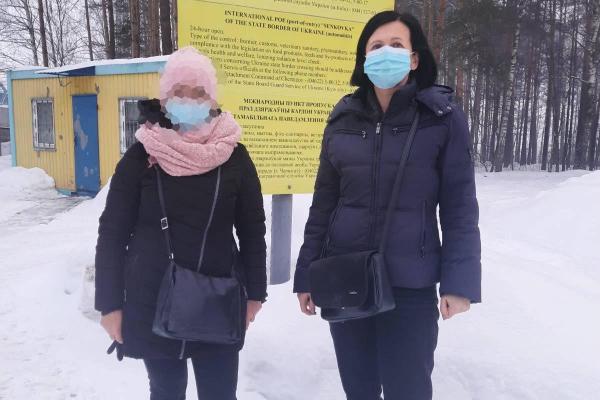На Тернопільщині виявили мігрантку з Російської Федерації