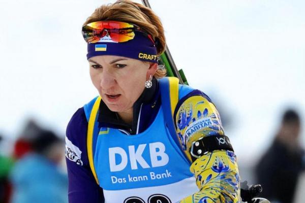Біатлоністка Олена Підгрушна розповіла про особливості «стріляючих лижників»