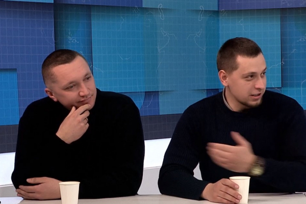 Фільм «Трохи нижче неба» про бійців, які воювали в Донецькому аеропорту