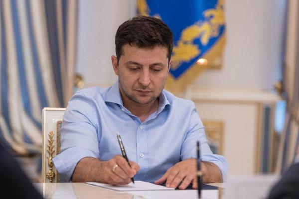 Зеленський підписав закон про надання допомоги безробітним під час карантину