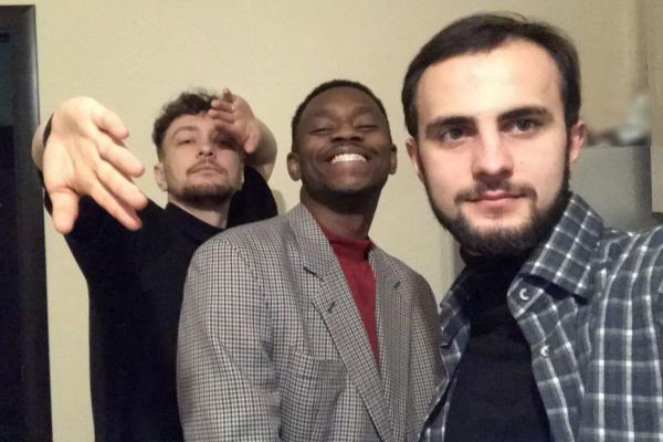 Активіст з Чорткова написав текст для нового хіта гурту TVORCHI