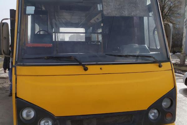«Підробив водійські права»: у Тернополі затримали кермувальника автобуса