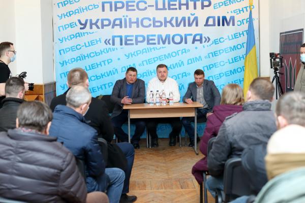 У Тернополі заявили про створення «Руху Ветеранів Тернопілля»