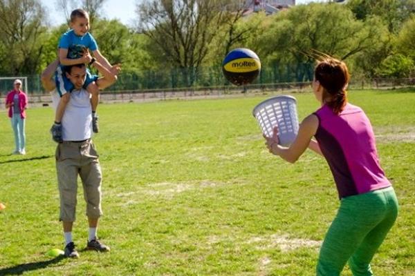 У Тернополі відбудеться міні-фестиваль «Мама, тато, я – спортивна сім'я»