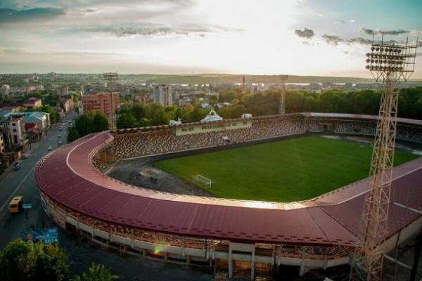 Фінал Кубка України пройде на стадіоні ім. Шухевича