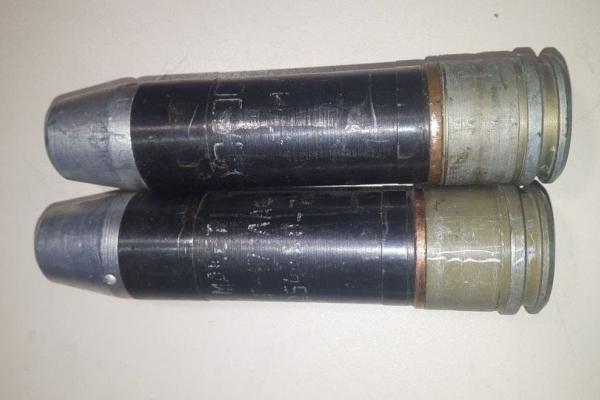 Мешканець Тернопільщини зберігав під шафою боєприпаси до гранатомета