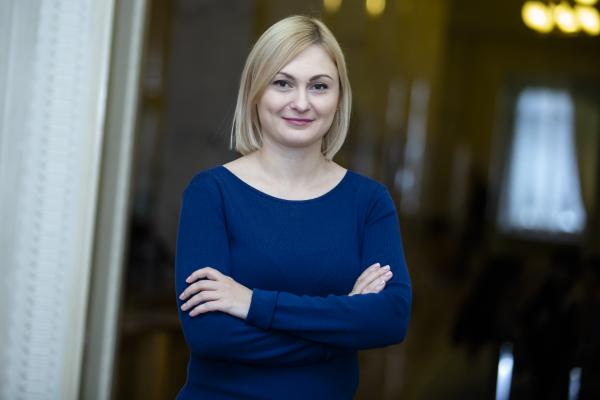 Євгенія Кравчук увійшла до ТОП-100 успішних жінок України