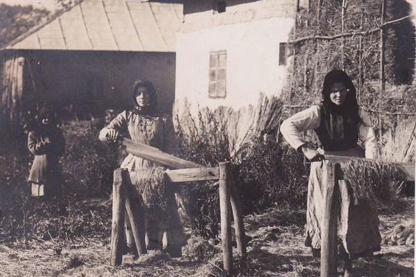Теребовля та її околиці 100 років тому