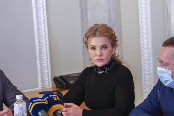 Тарас Загородній: «Тимошенко впевнено набирає обертів»