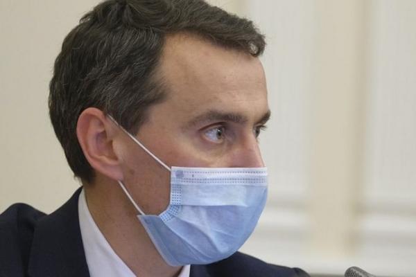 Головний санітарний лікар України захворів на ковід через два тижні після щеплення