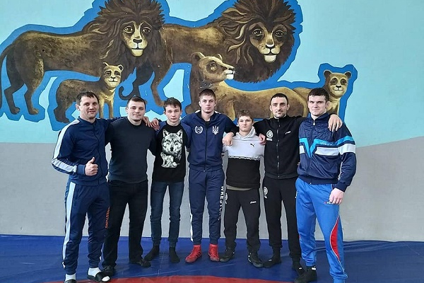 Двоє теребовлянців - призери чемпіонату Тернопільщини з вільної боротьби