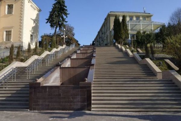 Спеціалісти «Експерт Проект Плюс» розповіли про особливості проектування ремонту фонтану «Сльози Гронського»