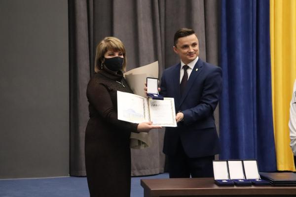 Директора мистецького коледжу відзначено високою державною нагородою