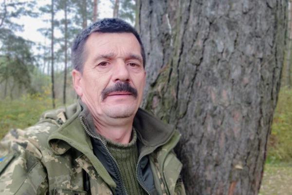 У бою під Горлівкою загинув 55-річний командир відділення Віктор Пасєка