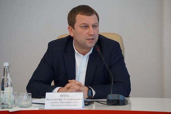 Голова обласної державної адміністрації Володимир Труш прозвітував про рік на посаді (Відео)