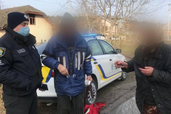 Не знав де знаходиться: на Тернопільщині розшукали 83-річного пенсіонера