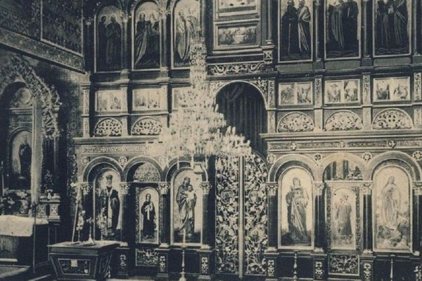 Село Мозолівка на фото 1915 року