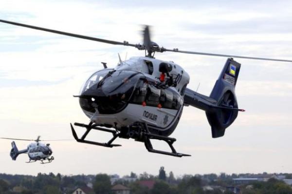 На Тернопільщині хворих із віддалених сіл доставлятимуть у лікарні гелікоптерами (Відео)