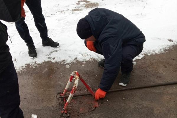 У Тернополі демонтували ще один паркувальний бар'єр