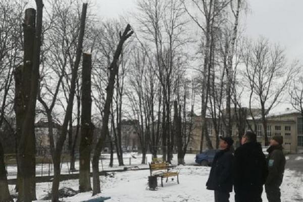 Тернопіль опинився в епіцентрі екологічного варварства (Фото)