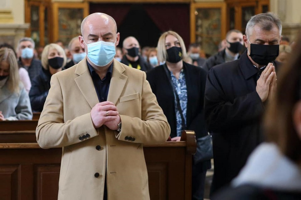 Сергій Надал: Епідемічна ситуація в країні наближається до критичної. Прошу всіх тернополян бути обережними і відповідальними