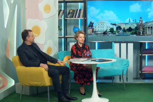 Сім'я Тараса та Ірини Демкур отримала премію «Родина року 2021» (Відео)